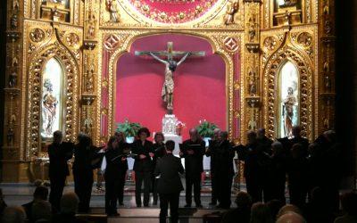 La Schola Gregoriana de Madrid se solidariza con las personas sin hogar