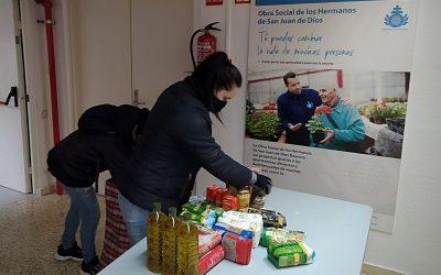 San Juan de Dios multiplica esfuerzos para que nadie se quede sin comida