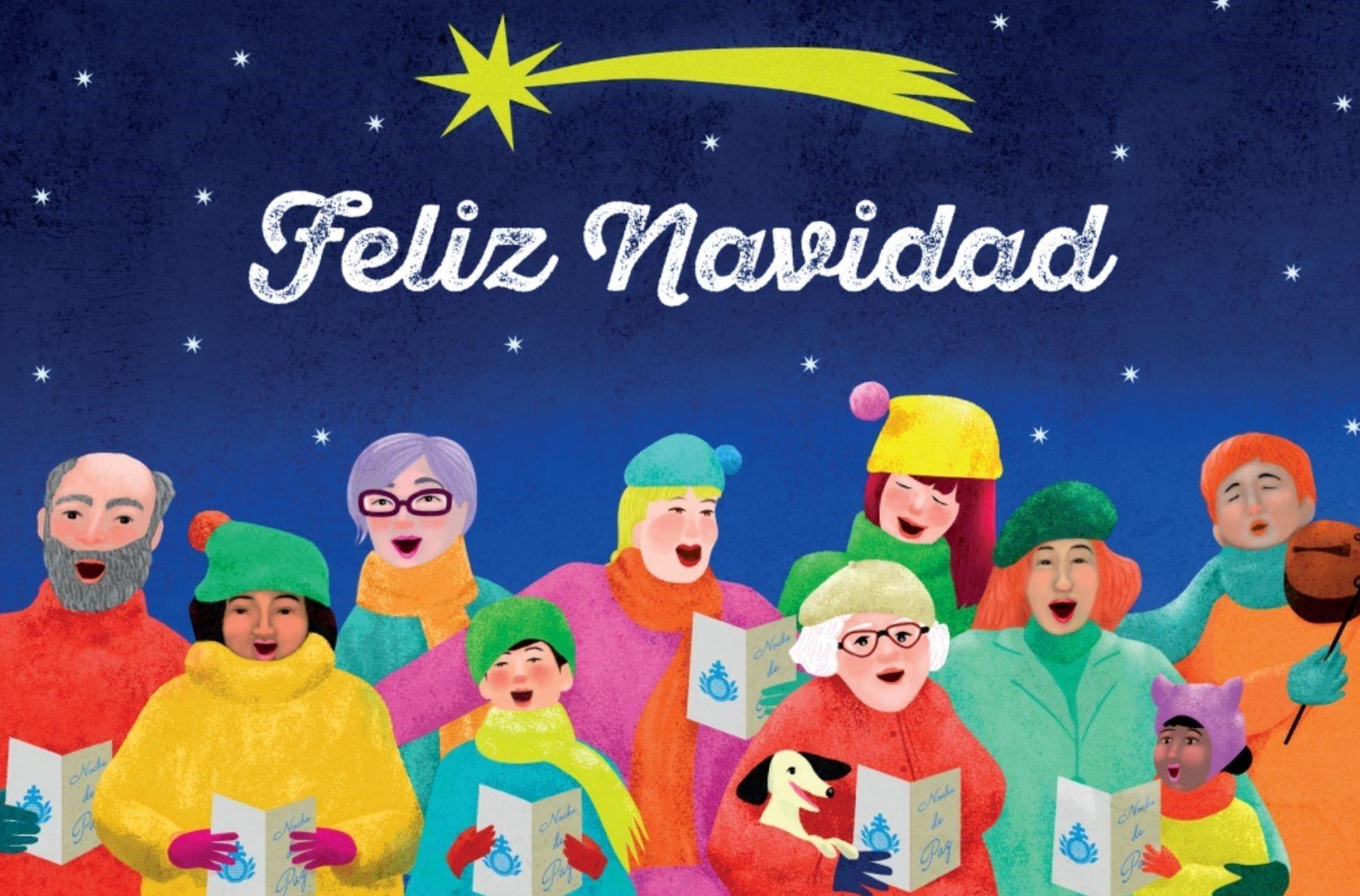 Feliz Navidad Obra Social San Juan de Dios