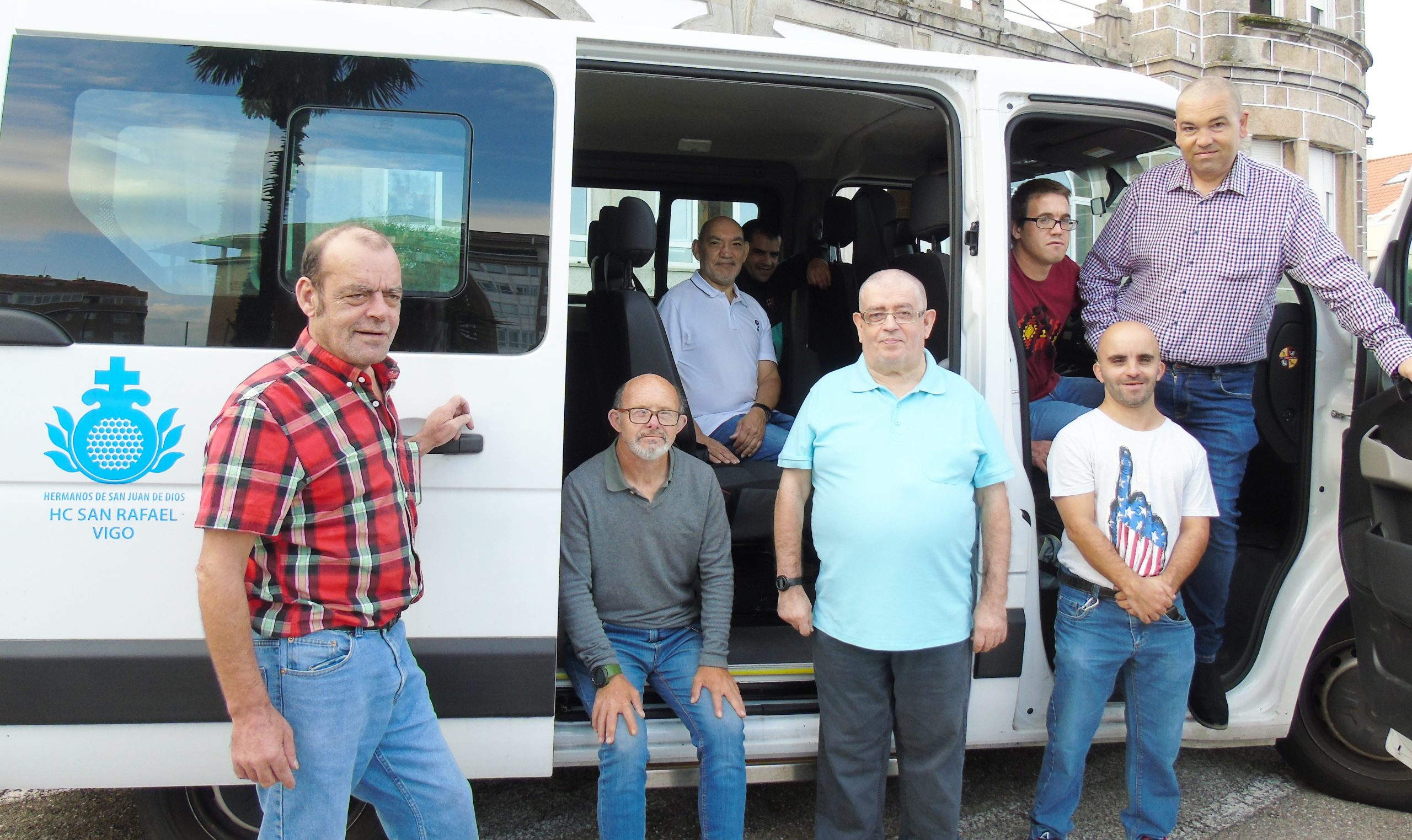 Campaña Dale Ruedas a la Inclusión HC San Rafael Vigo Obra SOCIAL SAN JUAN DE DIOS