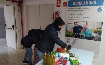 153 familias se han beneficiado del programa de entrega de alimentos Más familia