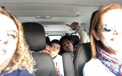 """El viaje a la inclusión: """"Preparando las Mochilas"""""""