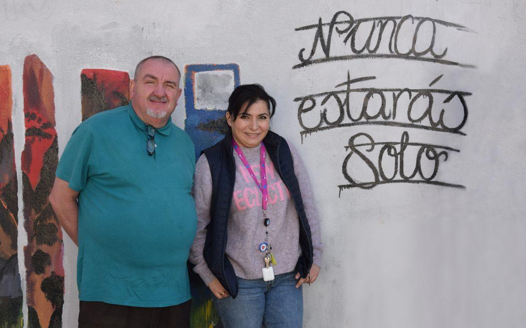 San Juan de Dios atiende al 28% de las personas sin hogar en Madrid