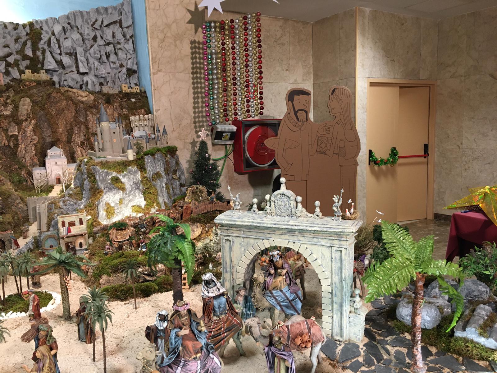 La Vida Misma visita el Albergue San Juan de Dios