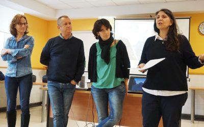 La Jornada de Reflexión sobre Sensibilización reune a 37 personas