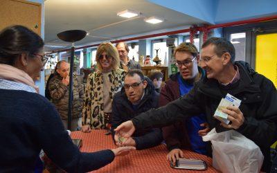 El IX Mercadillo Solidario de San Juan de Dios recauda casi 70.000 euros