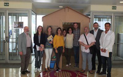 El Centro Universitario San Rafael – Nebrija acoge la campaña La Vida Misma