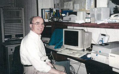 1978: el primer ordenador en la Provincia de Castilla.