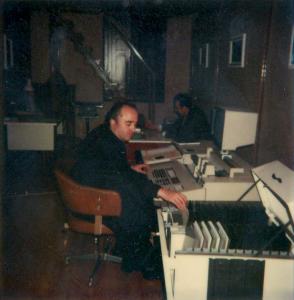 1978: el primer ordenador en la Provincia de Castilla. 1