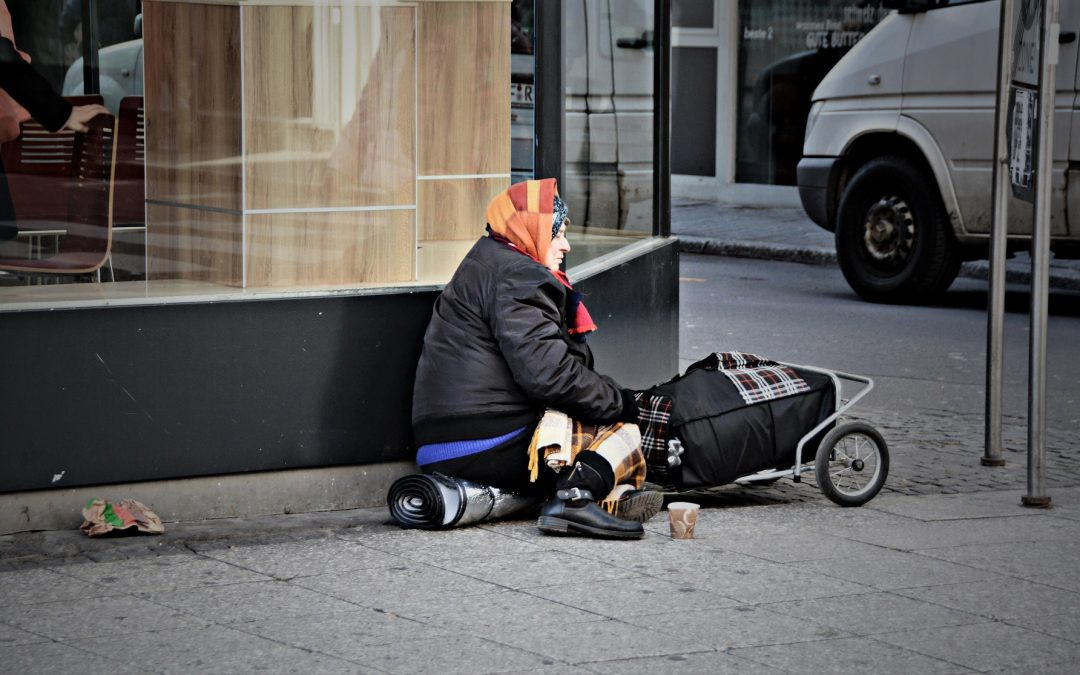 ¿Dónde están las mujeres sin hogar?